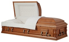 Wood Caskets - TRADITIONAL Casket