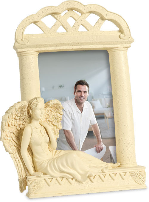 Picture of Reflection Angel Memory Photo Frame Casket