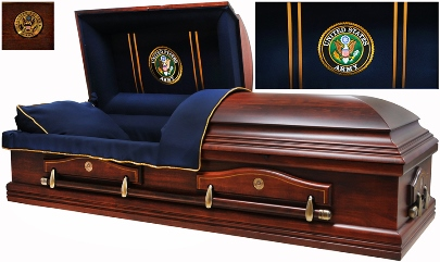Military Caskets Casket