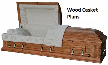 wood casket plans