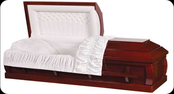 Wood Caskets - CREMATION Casket