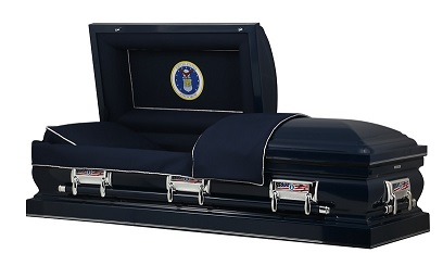 Casket: AIR FORCE HONOR STEEL CASKET