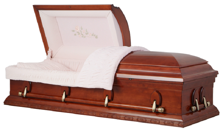 Picture of MARY ANN CHERRY Casket Casket