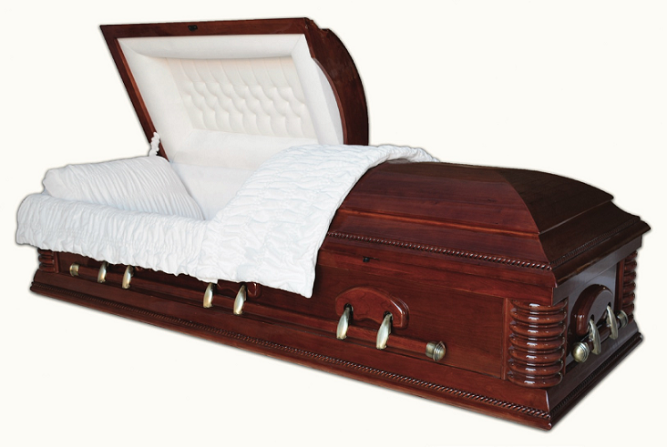 Picture of VIRGINIAN CHERRY Casket Casket
