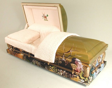 Art Caskets Casket