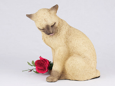Pet - Cat Figurine Urn